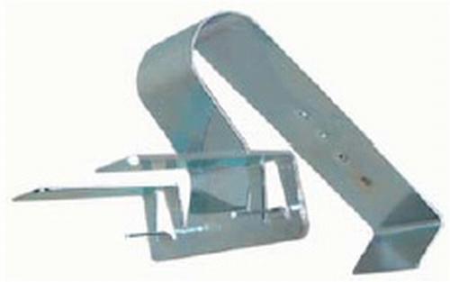 Inbouwspots Keuken Gamma : Keukenplint Klem : Universele plintklem geschikt vanaf 12mm plintdikte