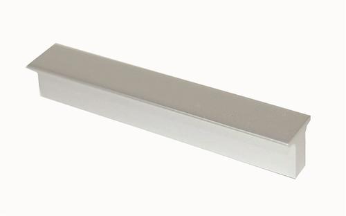 B023 Greep FW35644 afst.128mm Aluminium Mat