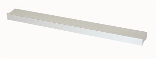 B024 Greep SOHO afst.160mm Aluminium Mat  (per stuk)