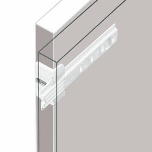Sleepdeurgeleider (verbinding tussen meubel- & koelkastdeur)