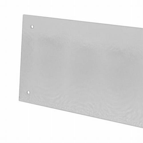 Backboard saver 600x200mm (brxh) met 4 schroefgaatjes