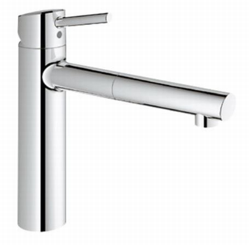 Grohe Concetto Medium 31129 chroom.