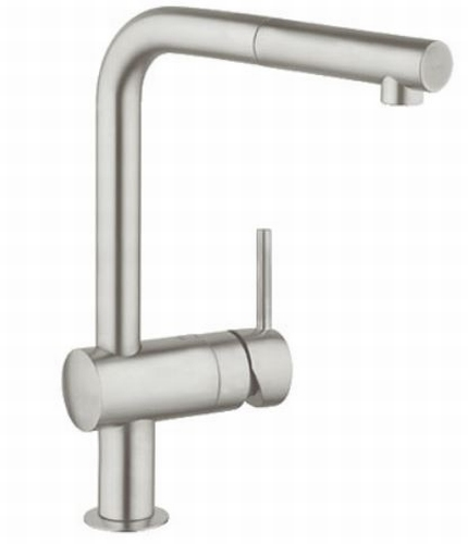 Grohe Minta 32168 supersteel.