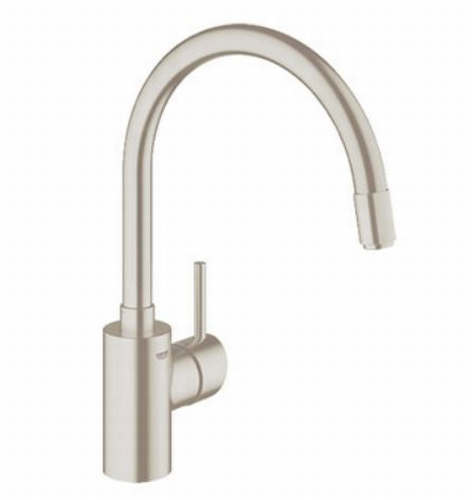 Grohe Concetto zero 32663 supersteel.