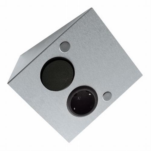 Dinox ST/S stopcontact met schakelaar rvs