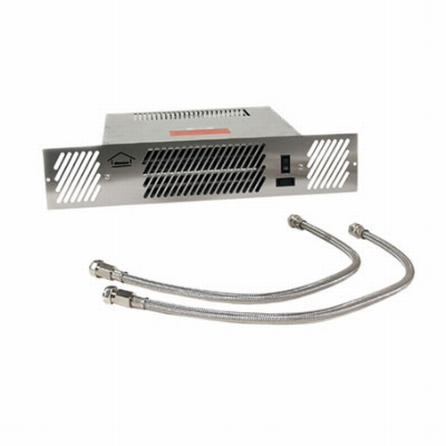 Plint-Heater/Kickspace CV - 1400 Watt wit.