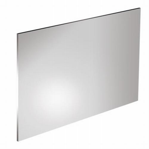 Rvs standaard achterwand 20 mm dik. 900 x 750 x 20 mm.