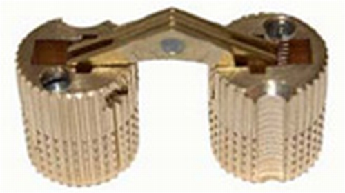 USY scharnier 180° ø18mm