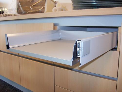 Complete Soft-close lade 45 cm diep voor kastbreedte 90 cm