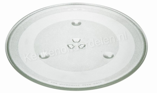 Draaiplateau voor magnetron (Diameter: 34 cm)