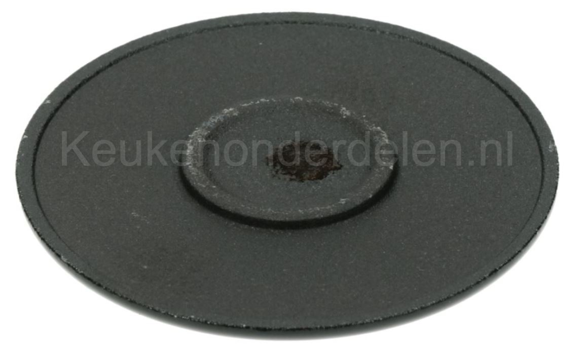 branddeksel Fornuis 55 x 55 x 3 mm