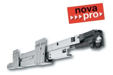 Demperset  voor Grass Lade Nova Pro