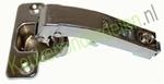 Meubelscharnier 110° ø 35mm voor blinde hoeken (per stuk)