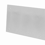 Sideboard saver 500x200mm (brxh) met 4 schroefgaatjes (per stuk)