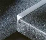 Aluminium verbindingsprofiel voor werkbladen (per stuk)