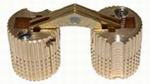 USY scharnier 180° ø10mm (per stuk)