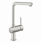 Grohe Minta 31375 supersteel.
