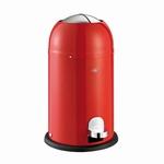 Wesco Kickmaster Junior 15 liter afvalemmer rood. (per stuk)