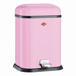 Wesco Single Boy 13 liter afvalemmer pink. (per stuk)