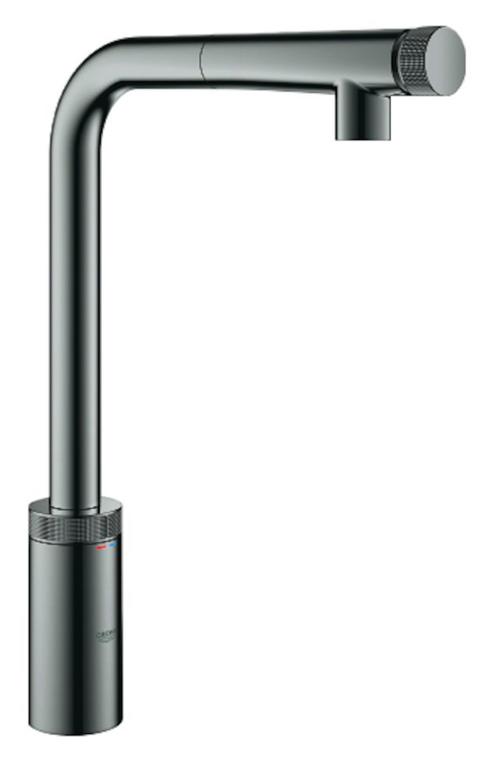 Grohe Minta smartcontrol 31613 hard graphite