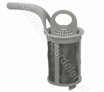 Filter (fijn) met greep voor vaatwasser