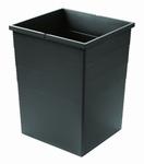 Hailo 1 x 55 liter - 500 mm hoog Donker grijs