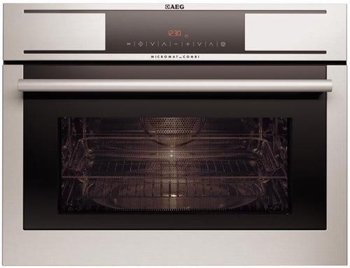 Combi-oven (klep)